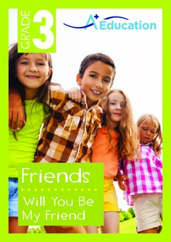 Friends - Will You Be My Friend - Grade 3