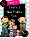 Friends and Family Book - Conscious Discipline!!