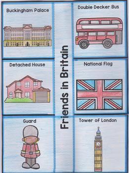 Friends in Britain