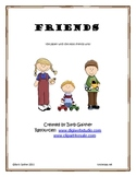 Friends--math game