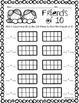 1st Grade Mental Math Packet Preview: 10s combinations wor