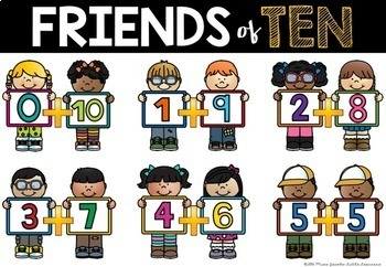 Friends of 10