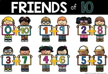 Friends of 10