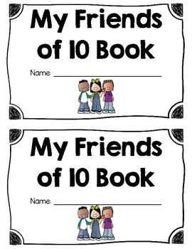 Friends of 10 Book