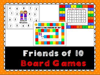 Friends of 10 Bundle