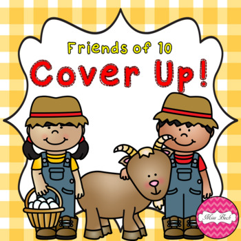 Friends of 10 Cover Up! Farm Theme