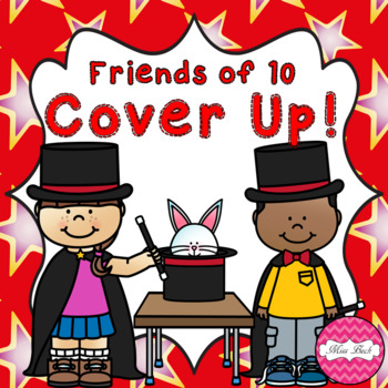 Friends of 10 Cover Up! Magician Theme