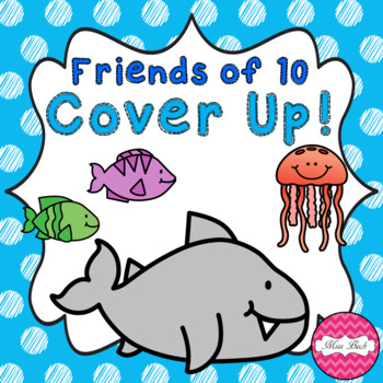Friends of 10 Cover Up! Under The Sea Theme