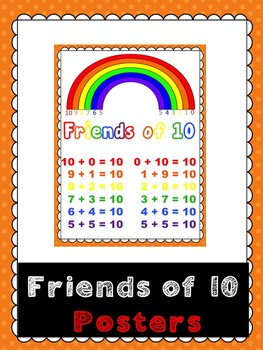 Friends of 10 Posters