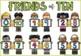 Friends of 10 {Rainbow Classroom Decor}