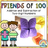 Addition and Subtraction of 2-Digit Numbers - worksheets -