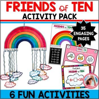 Friends of Ten Activity Pack