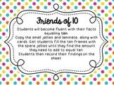 Friends of Ten {freebie}