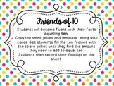 Friends of Ten {freebie}
