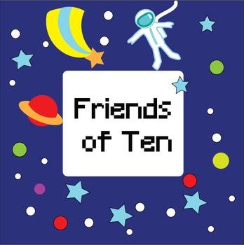Friends of Ten Fun Activity Sheet