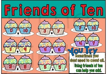 Friends of Ten - Making Ten