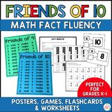 Friends of Ten Math Fact Fluency