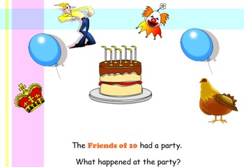 Friends of Ten Party