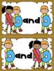 Friends of Ten Posters for Kindergarten & First Grade Math