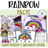 Friends of Ten Rainbow Facts Saint Patrick's Day Theme