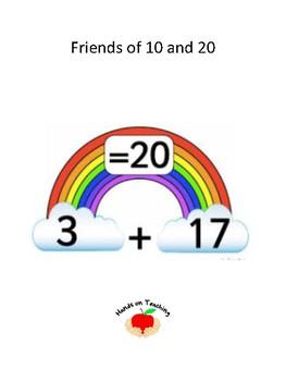 Friends of Ten and Twenty Compatible Numbers