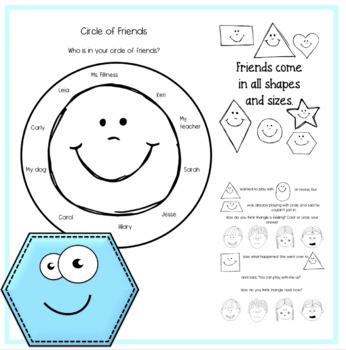 Friendshape: A Lesson on Friendship