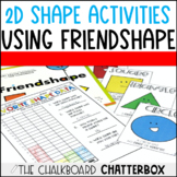 Friendshape - A Shape Introduction with a Side of Friendship