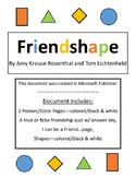 Friendshape - Teaching about Friends