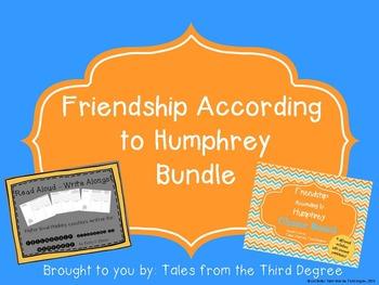Friendship According to Humphrey Bundle