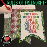 Friendship Activities Banner and Presentation