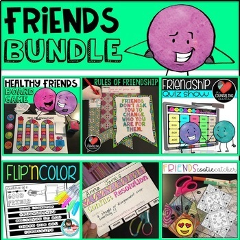 Friendship Activities Bundle