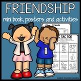 Friendship Activities | Friendship Worksheets | Friendship Posters