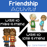 Friendship Activity