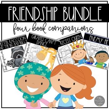 Friendship Book Companion Bundle for Back to School
