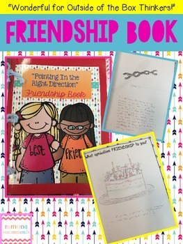 Friendship Book For Out of the Box Thinkers