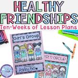 Friendship Book (Friend or Frenemy) (Healthy Friendships)