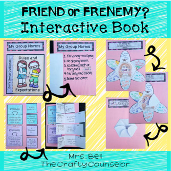 Friend or Frenemy Interactive Book (Healthy Friendships) (Girl's Group)