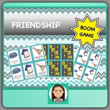 Friendship: Boom Game