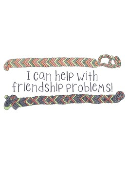 Friendship Bracelet Signs and Graphics
