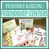 Friendship Activities For Social Emotional Learning and Counseling Centers