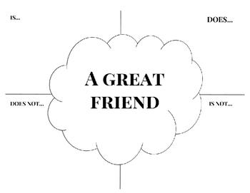 Friendship Chart