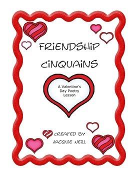 Friendship Cinquains