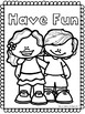 Friendship Coloring Pages - Set of 5