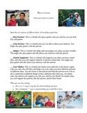Friendship Community Self Esteem Lesson Plan