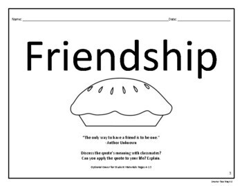 Enemy Pie: Friendship Lesson