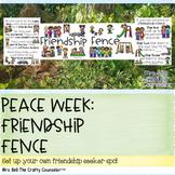 Friendship Fence (Buddy Bench on a Budget)
