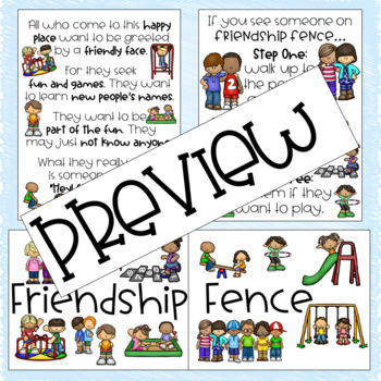 Friendship Fence (Buddy Bench on a Budget)