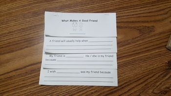 Friendship Flipbook