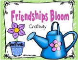 Friendship Flower Craftivity