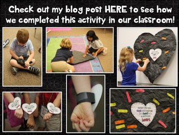 Friendship Freebie {A Wrinkled Heart} {Beginning of the Year Activity}